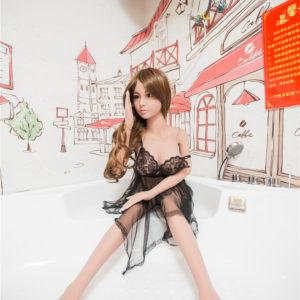 Autumn – Classic Sex Doll 4′ 10″ (148cm) Cup C